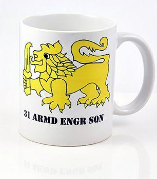 31 AES Mug